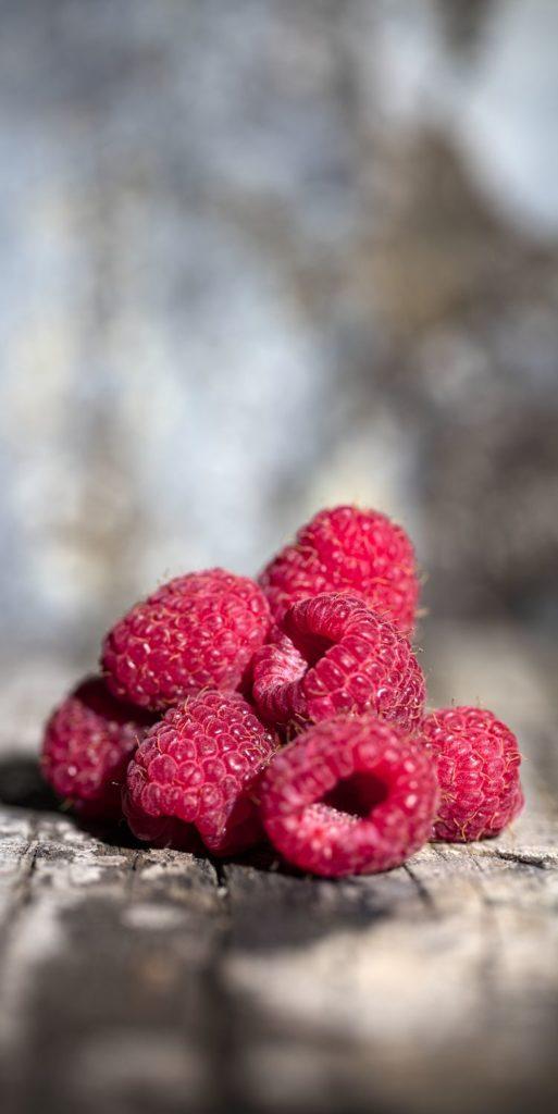 Raspberries Perrin Clarke Photography