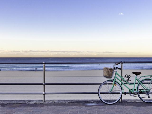Bondi Bike Perrin Clarke Photography