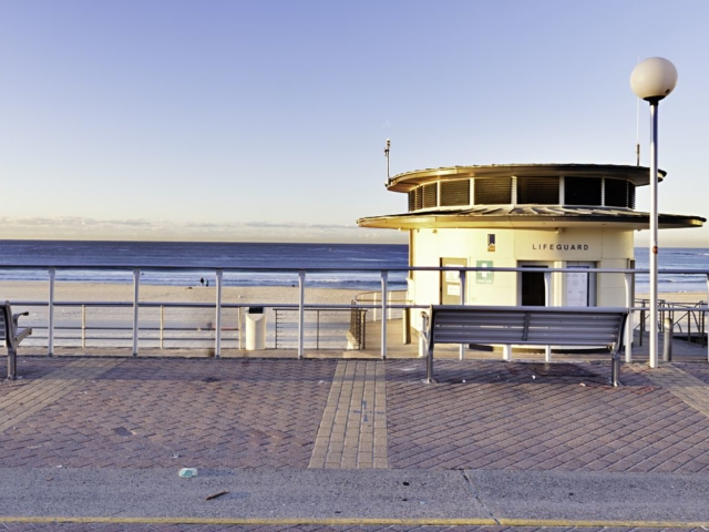 Bondi Surf Life Savers Sydney Landscape Photography
