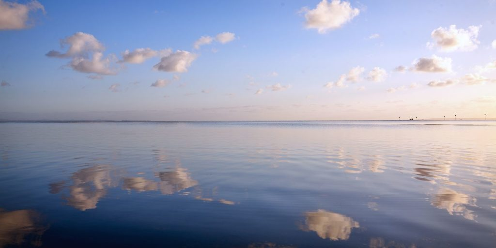 Cloud Reflection Perrin Clarke Photography