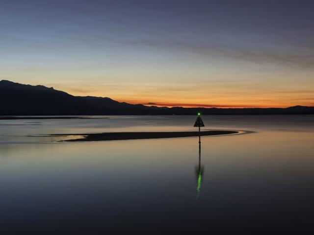Dixon Inlet Sunset Perrin Clarke Photography