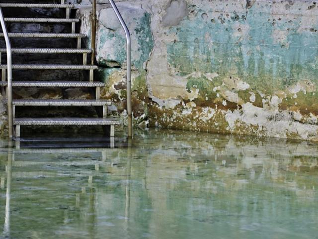 Fairy Bower Steps Rock Pool Perrin Clarke Photography
