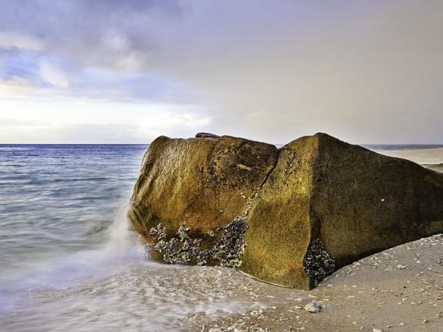 Fitzroy Island Rock Perrin Clarke Photography