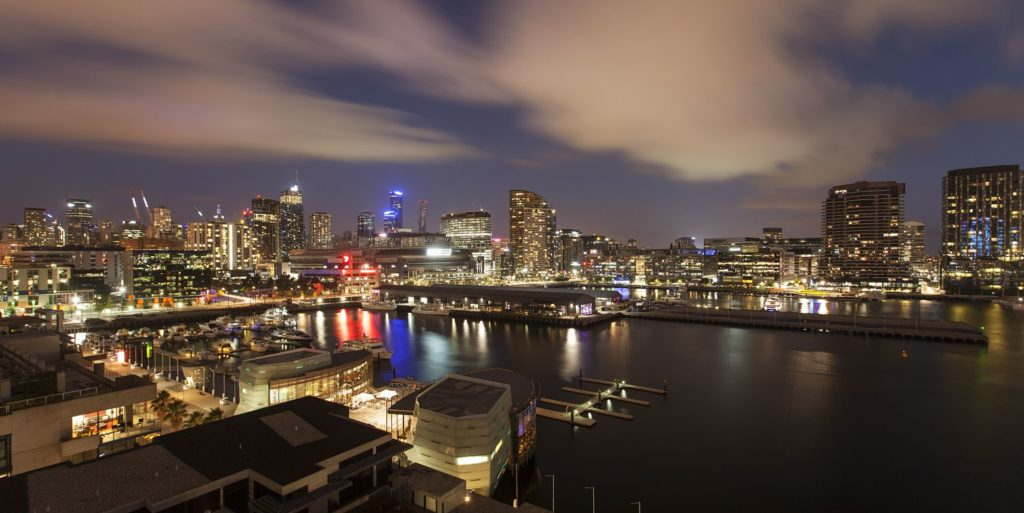 Melbourne Docklands Perrin Clarke Photography