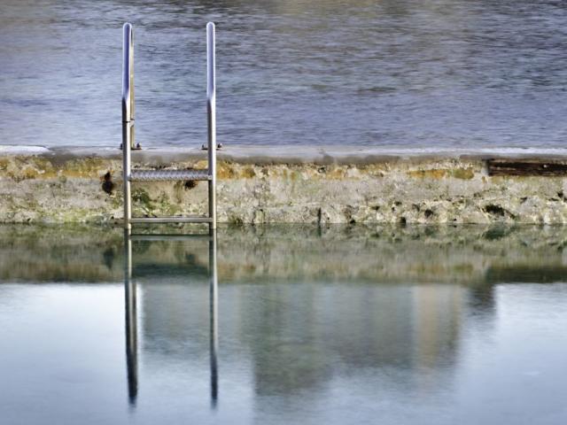 Mona Vale Rock Pool Steps Sydney Landscape Photography