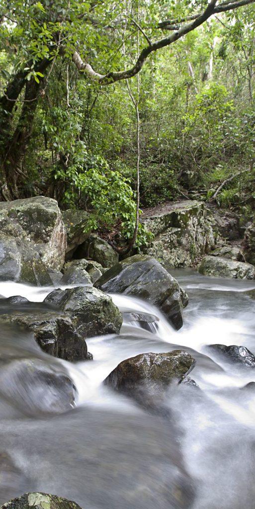 Mossman Granite Bolder Port Douglas Photography