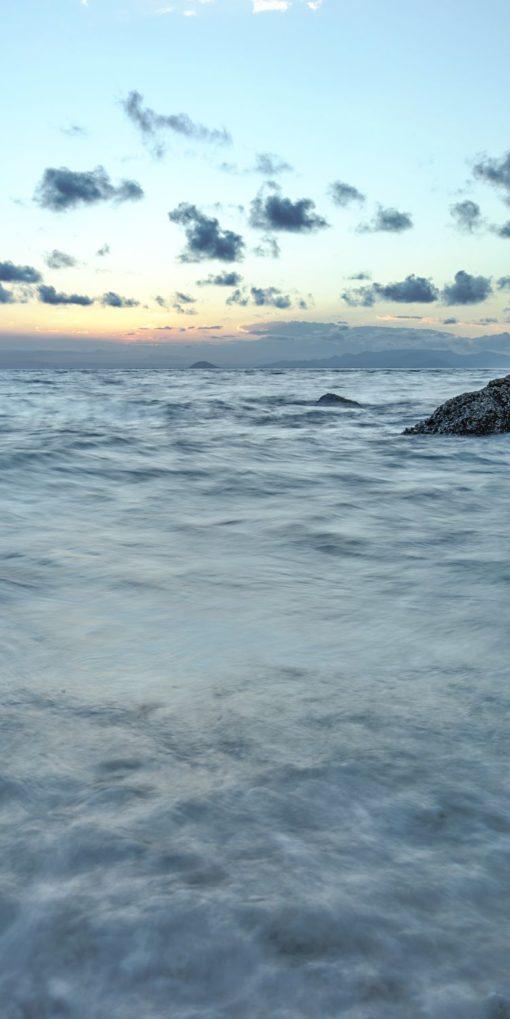 Orpheus Island Blue Australian Landscape