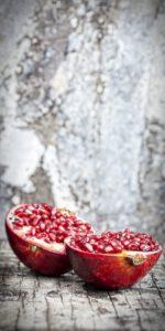 Pomegranate Perrin Clarke Photography