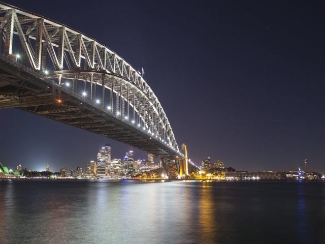 Sydney Harbour Bridge Sydney Landscape Photography