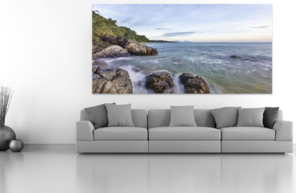landscape prints interior design